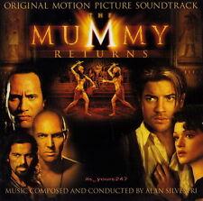 The Mummy Returns/Die Mumie Kehrt Zurück  - OST [2001]   Alan Silvestri   CD