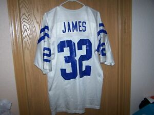 Nike NFL Edgerrin James # 32 Indianapolis Colts Jersey Size LARGE