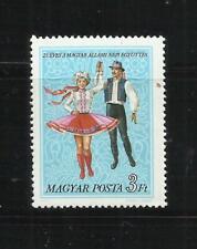 HUNGRIA . Año: 1977. Tema: BALLET.