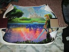 Club Nintendo Exclusive Legend of Zelda: Link Between Worlds Three Poster Set
