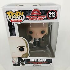New ListingFunko Pop Movies Rocky Horror Picture Show Riff Raff #212 Vinyl Figurine New