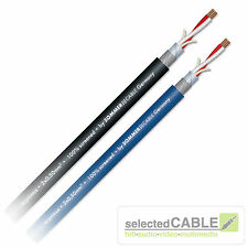 SOMMER CABLE SC PRIMUS OFC Mikrofonkabel 2 x 0,50 mm² auch als FRNC 200-0151 F