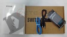 €24+IVA D-LINK DWL-P50 1-Port 10/100 Power Over Ethernet Splitter 5V/12V
