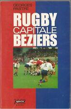 Rugby capitale Béziers par Georges Pastre Solar 1972