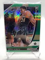 2020 Panini Prizm Draft Picks Aaron Nesmith Green Prizm #55 Rookie RC Celtics