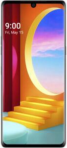 LG Velvet 128GB Dual-SIM schwarz Smartphone ohne Vertrag - Neu