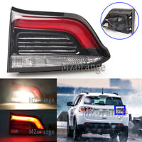 Right Driver Side LED Rear Inner Tail Light Lamp For Jeep Compass MP M6 2016-19