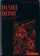 Daniel Defoe a Collection of Critical Essays (20th