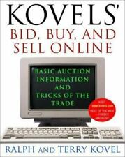 Kovels' Bid, Buy, and Sell Online: Basic Auction Information and Tricks of the