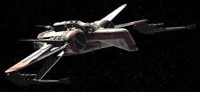 ARC-170 Starfighter Star Wars Spacecraft Model Replica Small Free Shipping