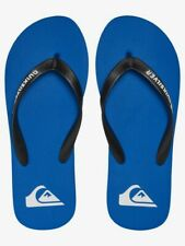 Quiksilver Men Flip Flops Molokai Fashion Beach Casual Slippers AQYL100601-XKBK