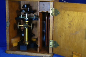 Bausch and Lomb Antique Dissecting Microscope