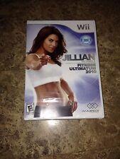 Jillian Michaels Fitness Ultimatum 2010 (Nintendo Wii, 2009) NEW/SEALED