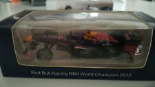 SPARK Y052 F1 1/64 RED BULL RENAULT RB9 SEBASTIAN VETTEL 2013 WORLD CHAMPION