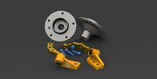 BMW E30 front and rear 5 lug adapter kit fits