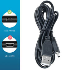 Fite ON 4ft Mini USB Charger Cord Cable for Garmin GPS 010-10723-01 0101072301