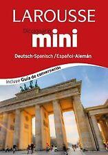 Diccionario mini español-alemán Deutch-spanisch. ENVÍO URGENTE (ESPAÑA)