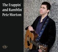 PETE MORTON THE FRAPPIN' AND RAMBLIN' CD 10 TRACK ALBUM NEW/SEALED