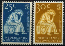 Netherlands New Guinea 1960 SG#67-8 World Refugee Year MNH Set #D43748