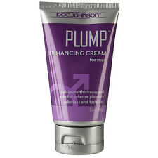 Doc Johnson Plump Penis Enhancement Thickening Cream 56g Thicker Bigger Pump