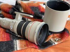 Canon EF 600mm f/4L 1:4 L Lens