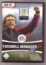 Football Manager 2007 FM 07 EA Sports Sport Jeux PC