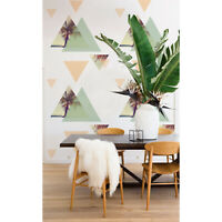 Palms Composition Traditional Easy on Non-woven wallpaper Wall Mural