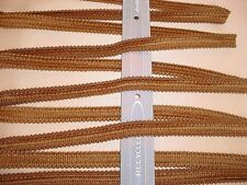 12Y CLASSICAL ELEMENTS STUNNING BRONZE BORDER DRAPERY UPHOLSTERY TRIM