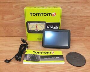 Lifetime Edition TomTom VIA 1505 - US, Canada & Mexico Mountable GPS Receiver