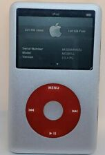 Refurbished Apple iPod Classic THIN 7th Gen Silver 160 GB MINT ! 60 Day Warranty