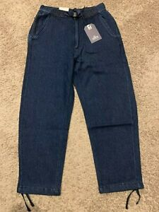 LEVI'S MADE & CRAFTED CLIMBING PANT MADE IN JAPAN MEN'S SMALL NWT RT$228 0003