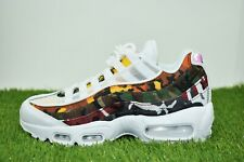 low priced 14982 7590f New Nike Air Max 95 ERDL Party Size 4 White Multi-Color AR4473-100