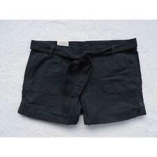 bbfe98bbc338e Women s 100% Cotton Shorts   eBay