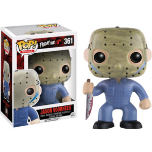 Friday the 13th - Jason Voorhees Jumpsuit Pop! Vinyl