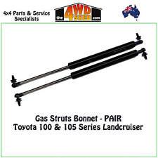 Bonnet Gas Struts suit Toyota 100 & 105 Series Landcruiser PAIR  FZJ HZJ UZJ