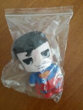 Superman Squishy Squeeze Toy Stress Reliever Gifts BRAND NEW
