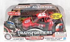 Transformers Dark Of The Moon Human Alliance Leadfoot MISB #2 NASCAR