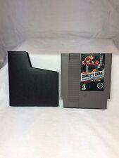 RARE Original Nes Nintendo Donkey Kong Arcade Classics Series 5 Screw Variant
