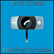 THB BURY CC9048 BLUETOOTH HANDS FREE CAR KIT WITH A2DP AUDIO STREAMING