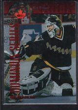KEN WREGGET 1997/98 DONRUSS CANADIAN ICE  #76  DOMINION PENGUINS SP #128/150