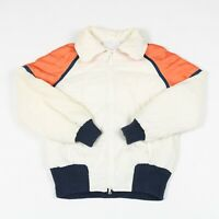 70s Vintage Padded Ski Jacket | Retro Insulated Coat Puffer Quilted Snow