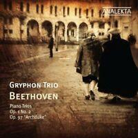 Gryphon Trio - Beethoven: Piano Trios Op. 1 No. 2, Op. 97 Archduke [CD]