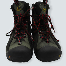 New listing Keen Men's Revel Waterproof Hiking Boots Insulated Work Boots Size 9