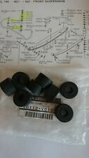 Nissan Patrol 160, front anti roll bar, drop link bushes, genuine set of eight.