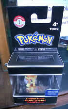 Pokemon Trainer's Choice Chimchar 2 inch  Figure in display case with ID Tag New