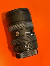 Sigma 8-16mm F/4.5-5.6 DC HSM Lens For Canon EF