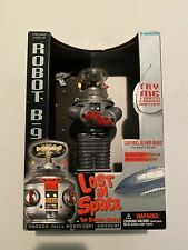 1997 Lost in Space Robot B-9 with Talking Keychain