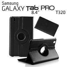 "FUNDA PARA TABLET SAMSUNG GALAXY TAB PRO 8.4"" T320 GIRATORIA NEGRO"