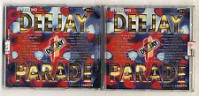 Cd Albertino DEEJAY PARADE 1997 20 Hit Mixata da FARGETTA Radio Dee Jay