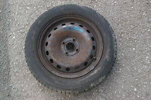 (125585) Fiat Grande Punto Wheel steel with tyre 175 65 15 bald